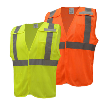 ANSI Class II 5-Point Breakaway Safety Vest