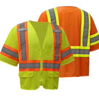 ANSI Class III Two-tone Safety Vest