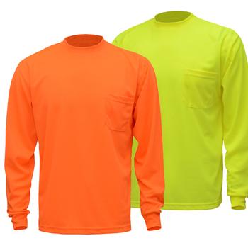 bd2d82a5f2c3 Non-ANSI Hi-Vis Long Sleeve T-Shirt